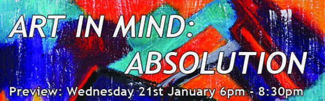 "Cultura: Mostra ""ART IN MIND: ABSOLUTION"""