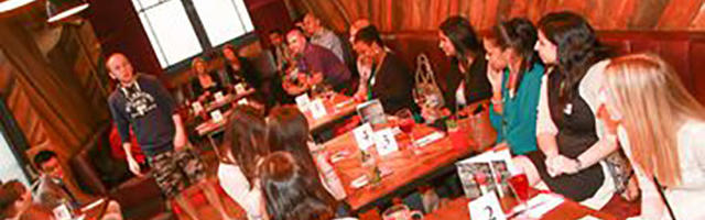 Networking: Professional Speed Dating